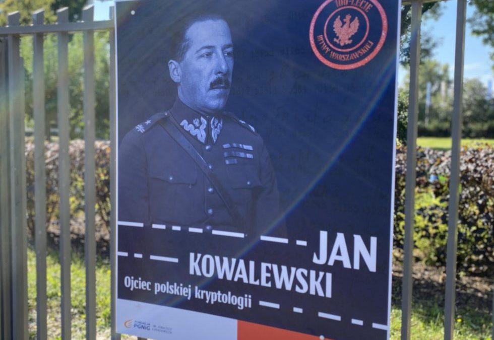 Wystawa Jan Kowalewski – ojciec polskiej kryptologii