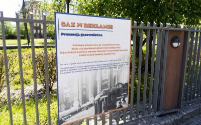 Wystawa – Gaz w reklamie. Promocja Gazownictwa